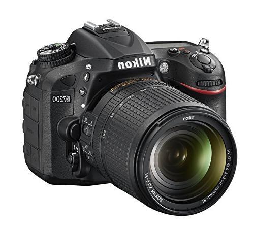 Nikon DX-format w/