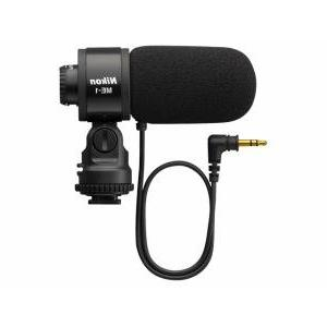 Nikon ME-1 Stereo Microphone for Digital SLR Camera