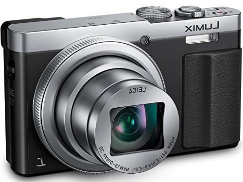 PANASONIC 30X LEICA DC Lens, 12.1 Megapixels, Sensitivity Sensor, Eye DMC-ZS50S
