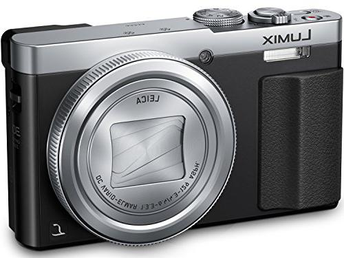 PANASONIC LUMIX ZS50 30X LEICA Lens, Megapixels, Sensitivity Sensor, DMC-ZS50S