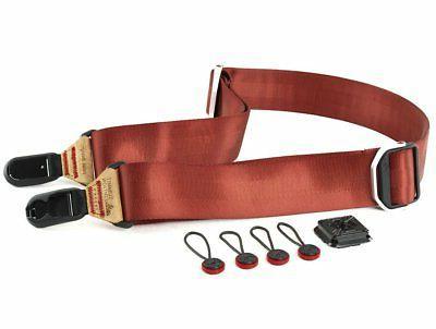 Peak Design Slide Summit Edition Lassen Padded Camera Strap,