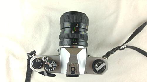 Pentax Asahi 35mm Camera with Lens Combo