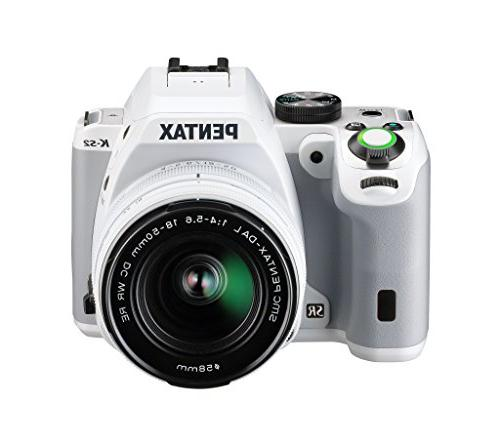 Pentax Enabled Weatherized 50-200mm