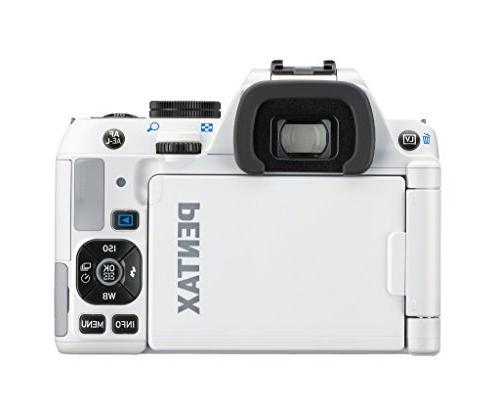 Pentax K-S2 20MP Enabled Weatherized SLR 50-200mm Lens Kit
