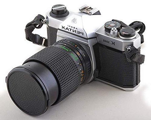 Pentax ME Super 35mm SLR Camera Package