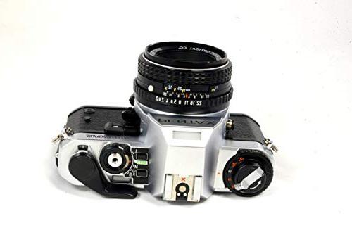 Pentax Super Program SLR Film Camera SMC Pentax-A Lens
