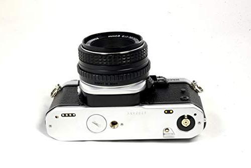 Pentax Program SLR Film with SMC Pentax-A 1:2 50mm Lens