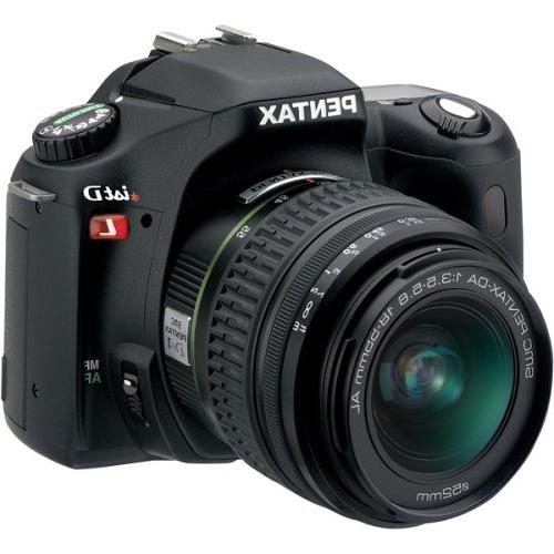 PentaxistDL 6.1MP Digital SLR Camera with DA 18-55mm f3.5-5.