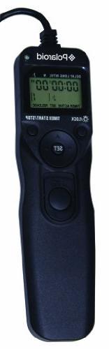 Polaroid PLRTC18 Replacement Shutter Release Timer Remote Co