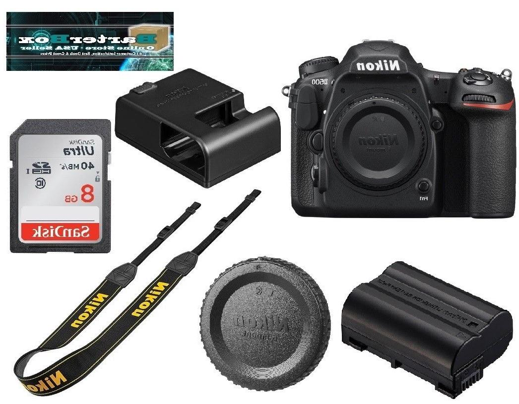 Sale Nikon D500 Dslr Camera WiFi 4k Video 20.9 Mp Body + Fre