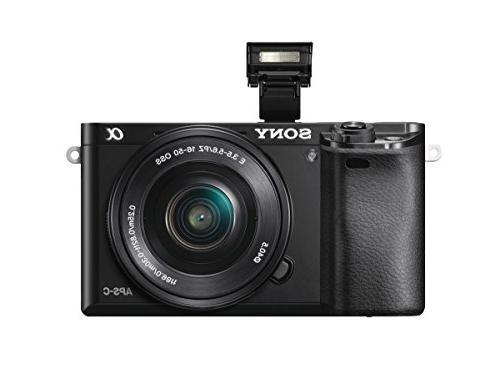 Sony Digital Camera w/16-50mm Lens