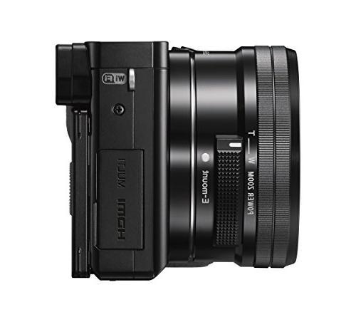 Sony Alpha a6000 Digital Camera with w/16-50mm
