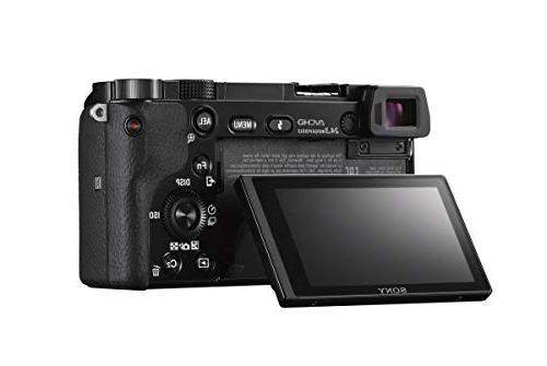 Sony Digital Camera SLR Camera with 3.0-Inch LCD w/16-50mm