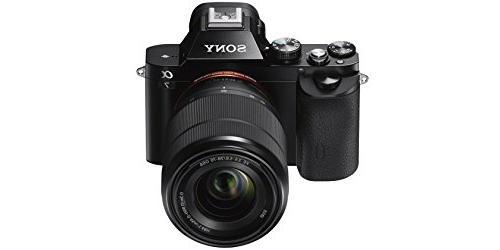 Sony a7 Mirrorless Digital Lens