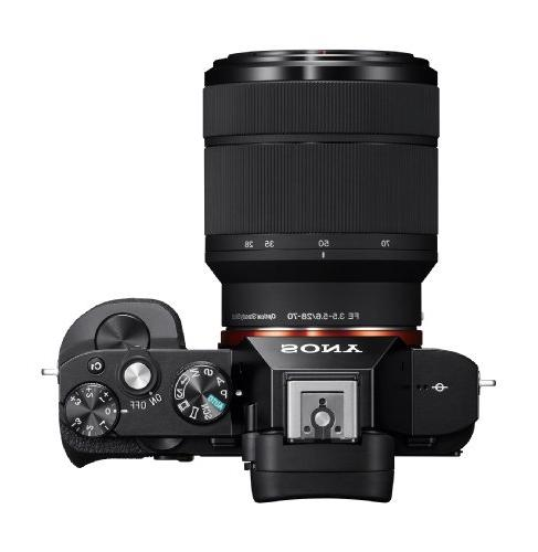 Sony Mirrorless Digital with 28-70mm Lens