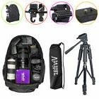 Tripod Backpack Accessory Kit for Canon Rebel 80D 70D T6s T5