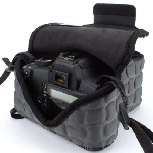 USA X dSLR Case Sleeve for Bumps and Drops - Works D7200 , and