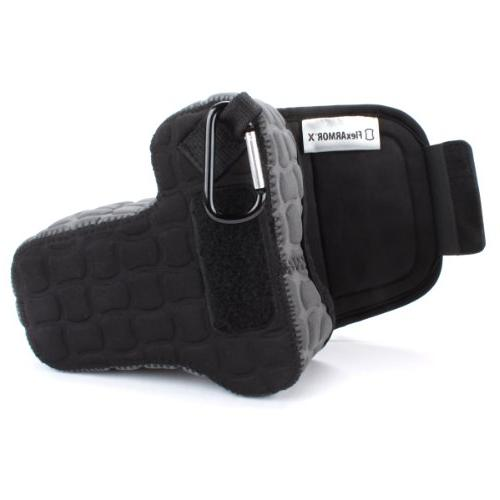 USA Gear X dSLR Camera Sleeve for Bumps , D5500 , D3400 and More