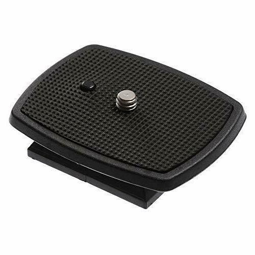 Universal Quick Release QR Plate Tripod Head for Velbon CX-4