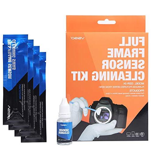 VSGO DDR24 DSLR or SLR Camera Full-Frame Sensor Cleaning Kit