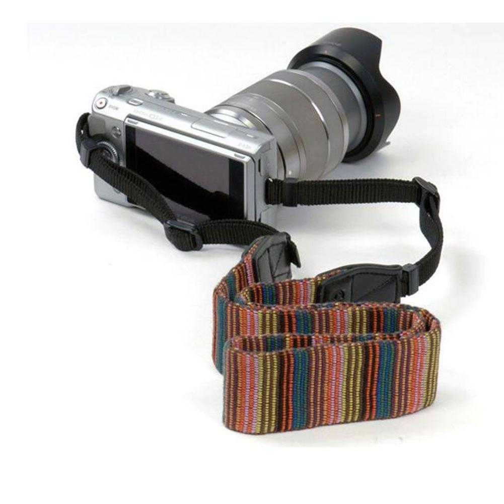 Vintage Shoulder Belt Neck SLR/DSLR Nikon Canon