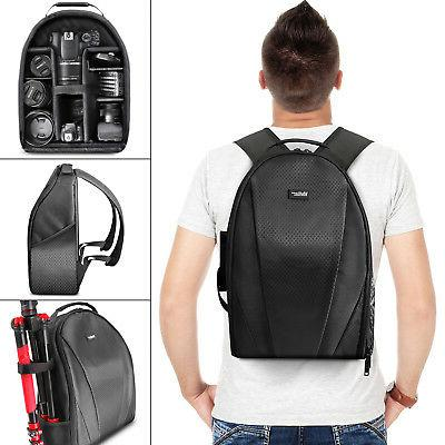 Vivitar Camera Backpack for Sony Canon Fuji Panasonic Nikon