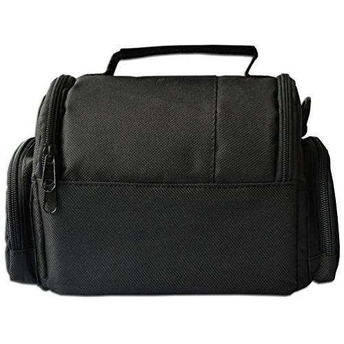 Well Fitted DSLR w/ and Accessory Compartments for EOS T5i T4i T3i T3 T2i SL1 5D 750D 600D 1100D 100D T1i XTi XT XSi