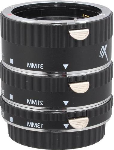 Xit XTETC Auto Focus Macro Extension Tube Set for Canon SLR