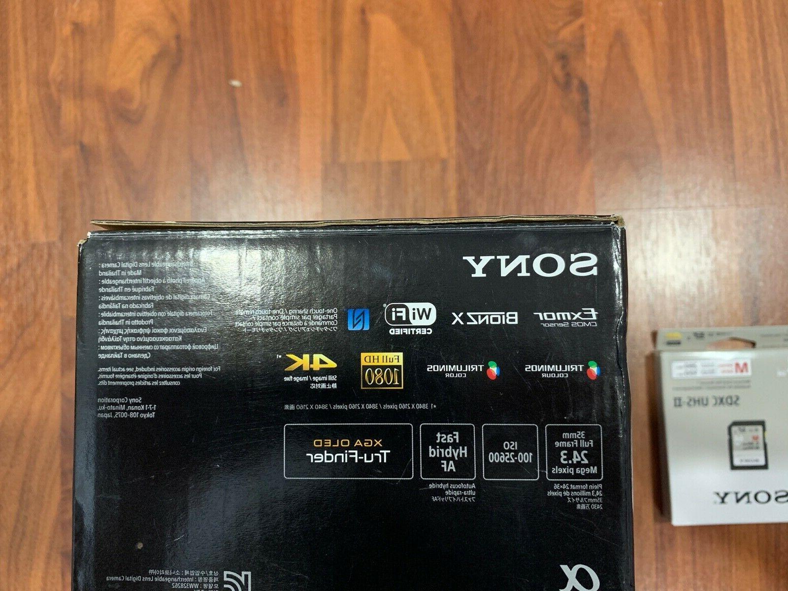 Sony Digital Camera Lens