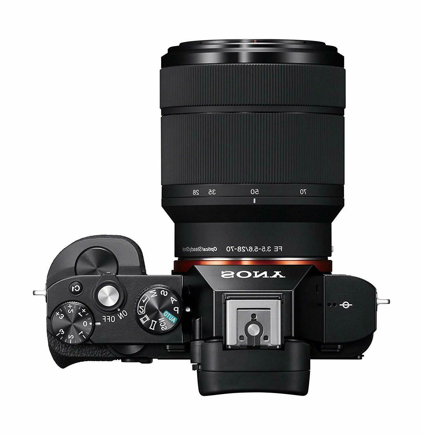 Sony a7 Digital Camera with Lens New!!!
