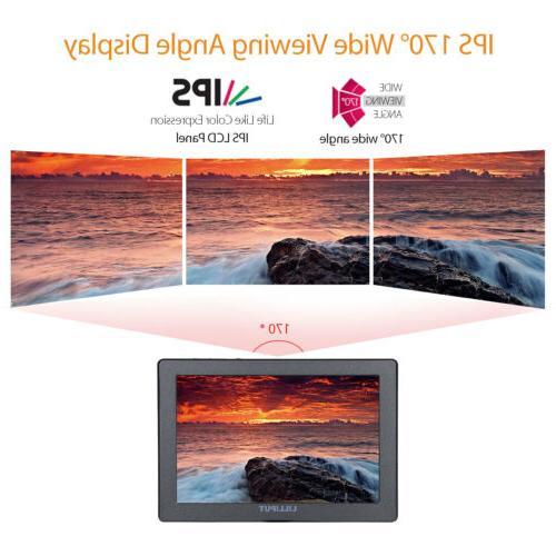 """Lilliput 7"""" 4K Camera field M"""