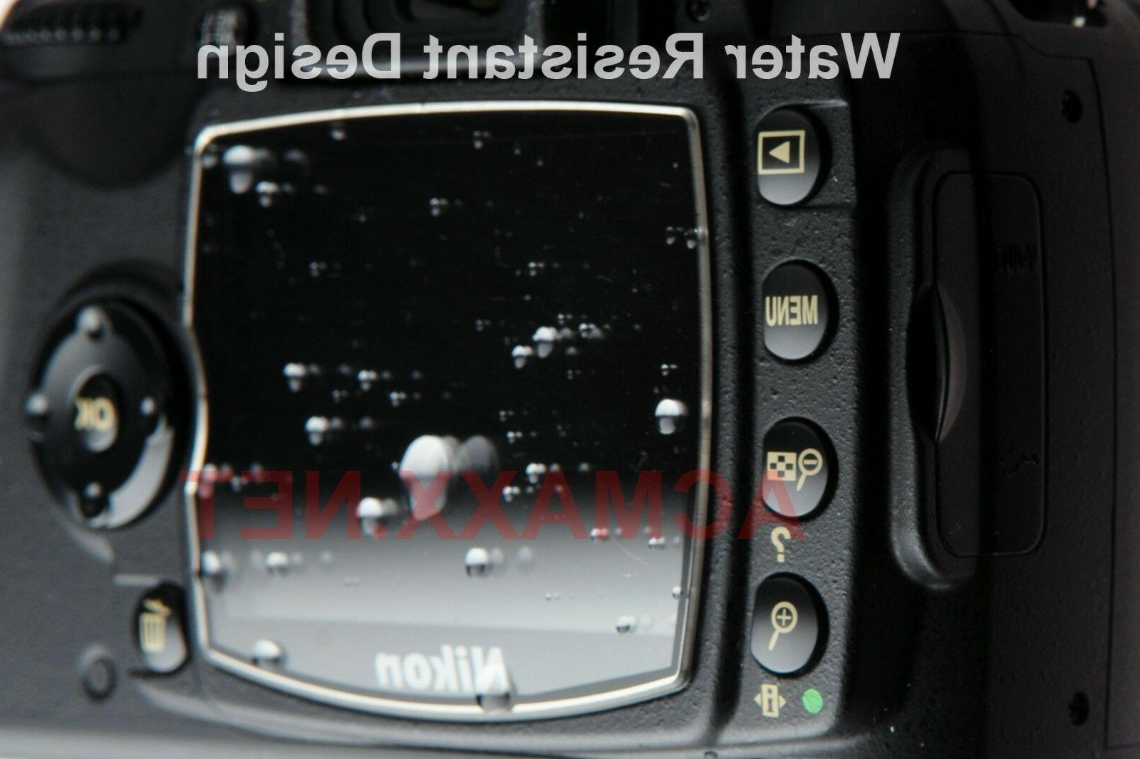 ACMAXX LCD SCREEN PROTECTOR Nikon D5300 DSLR