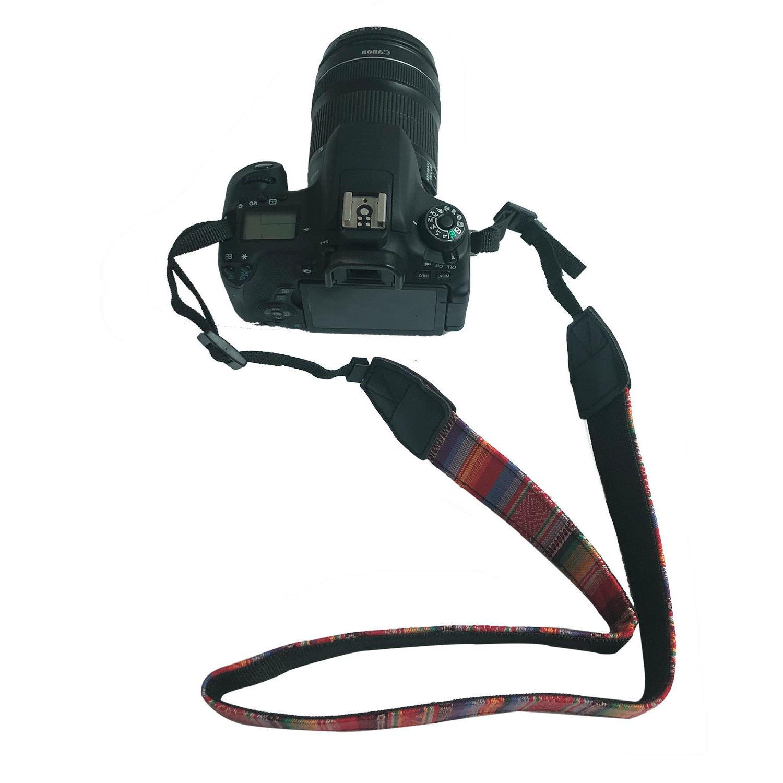 Adjustable Camera Shoulder Sling Belt Strap Nikon Sony DSLR SLR