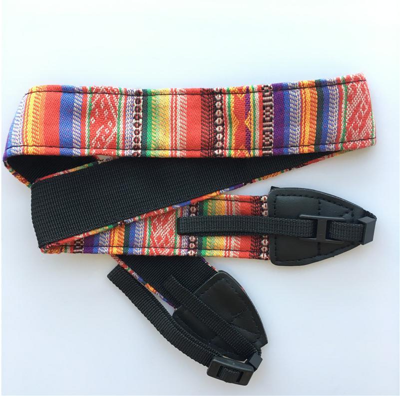 Adjustable Shoulder Sling Belt Neck Nikon SLR