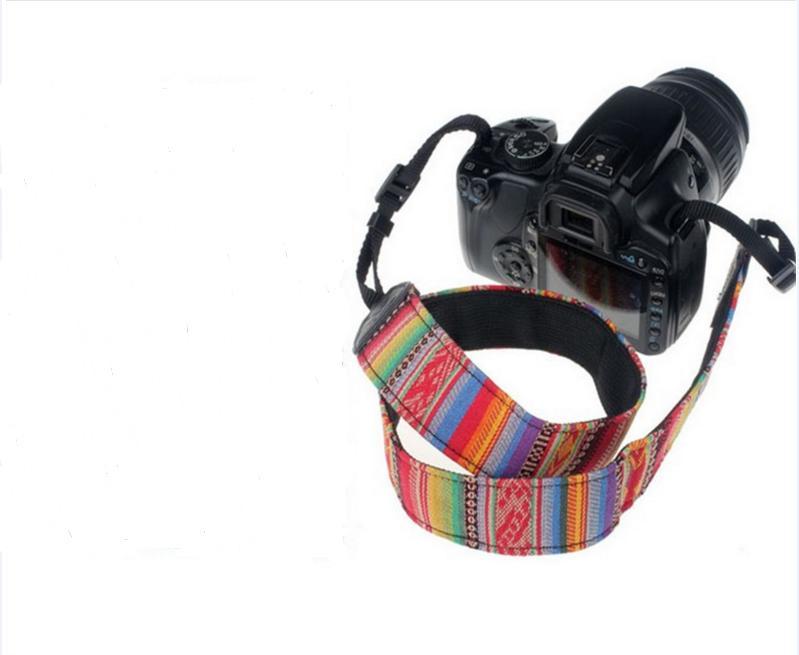 adjustable camera shoulder sling belt neck strap