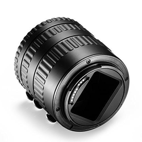 Neewer 13-21-31mm Focus ABS DSLR Such as 5D Mark 1D Mark III IV,7D 40D 350D 400D 500D 550D