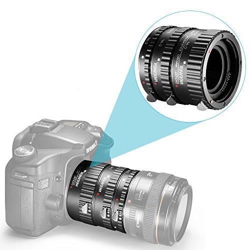 Neewer Auto Focus ABS DSLR Cameras as 5D 1D Mark IV,7D 10D 20D 40D 50D 400D 500D 550D 700D