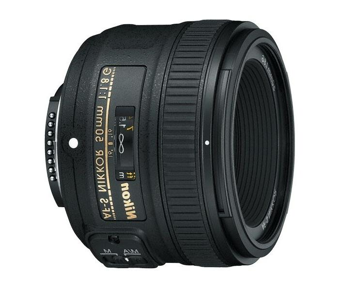 Nikon AF-S f/1.8G DSLR Cameras