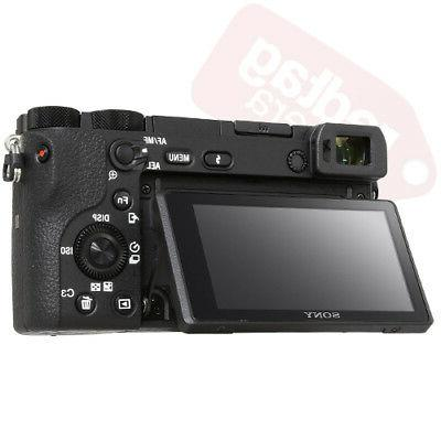 Sony 24.2MP Body