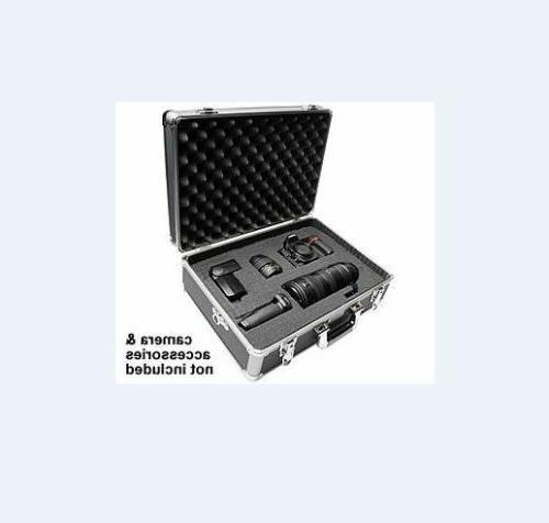 Aluminum Case Briefcase 4