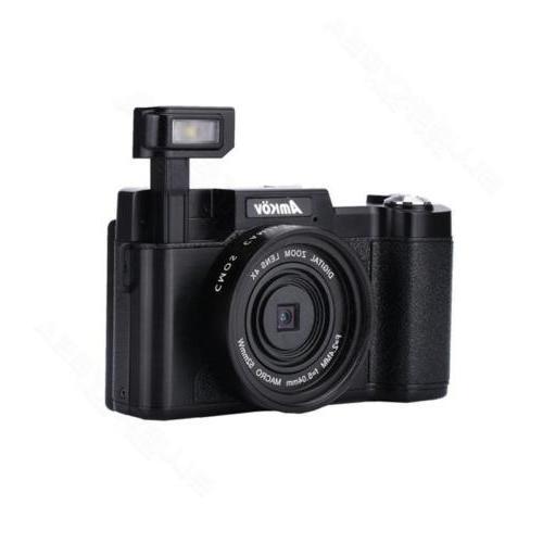 AMKOV AMK-R2 HD Digital Camera Lens Battery