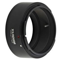 Novoflex ASTAT-CN Tripod collar for Nikon & Canon lenses, Bl