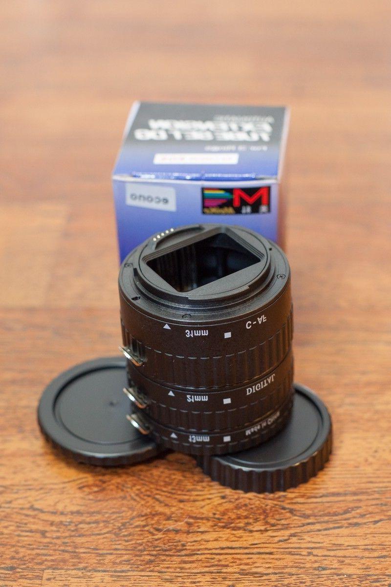 Meike Auto Focus Extension for Canon D-SLR