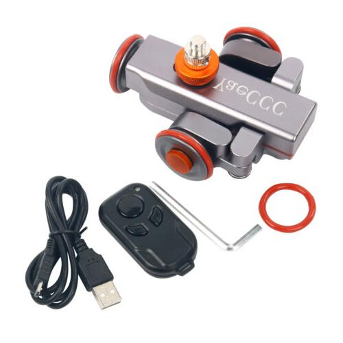 YaeCCC Remote Camera Electric Track