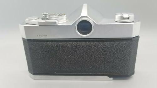 Konica Autoreflex Camera Only