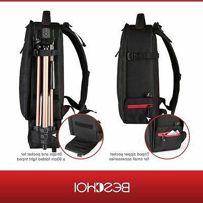 Camera Backpack, Beschoi Backpack for / DSLR Digital