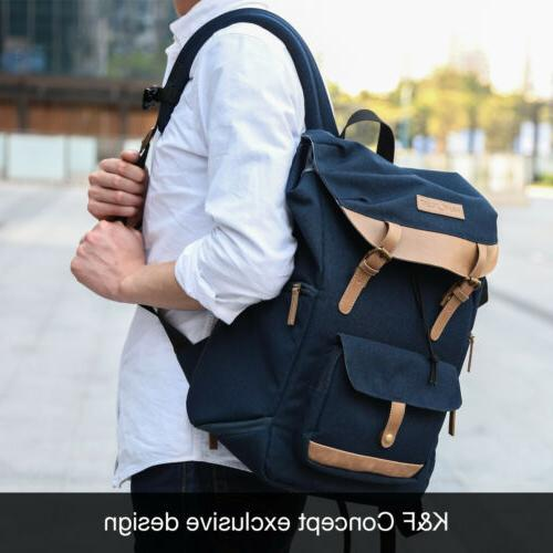 Large Camera Backpack Bag Case for Nikon Concept