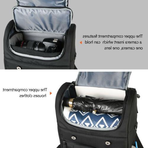 Camera Travel Case Nikon DSLR SLR K&F Concept