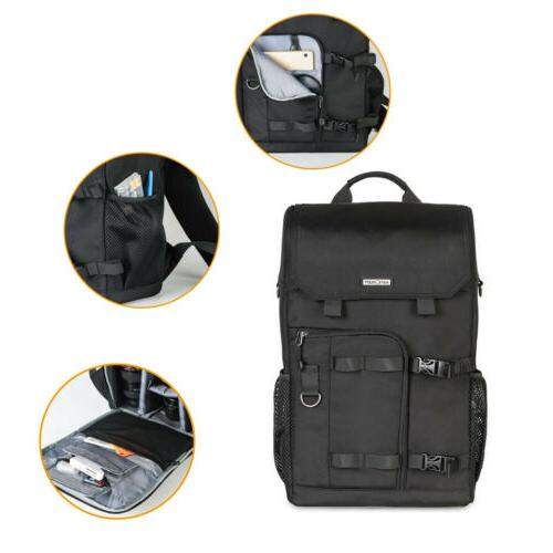 Camera Travel Case for Canon Nikon SLR K&F Concept