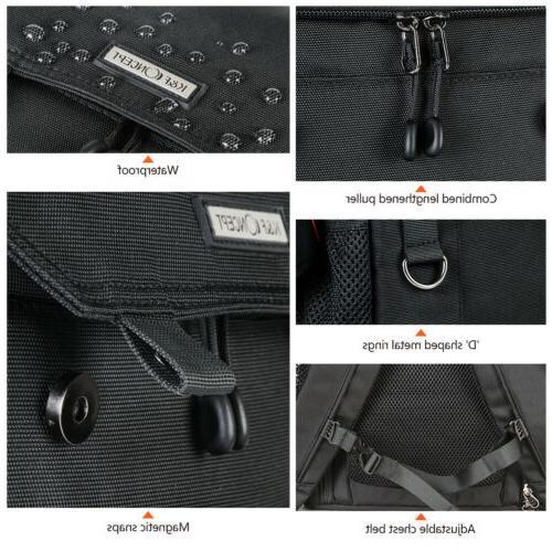 Camera Case Nikon DSLR SLR K&F Concept